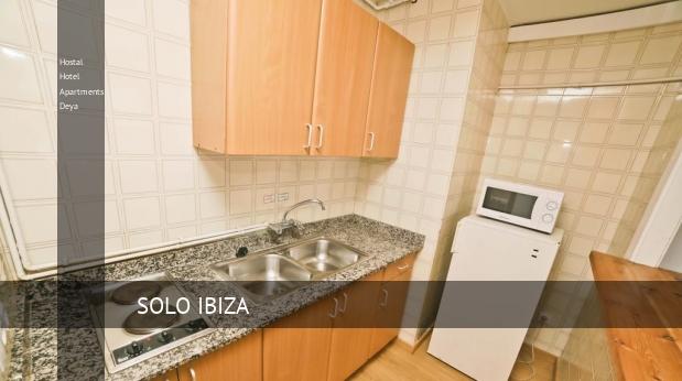 Hostal Hotel Apartments Deya reservas
