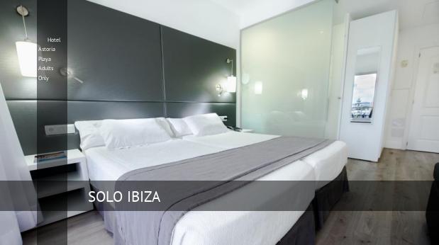 Hotel Astoria Playa Solo Adultos baratos