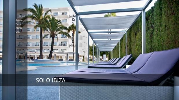 Hotel Astoria Playa Solo Adultos opiniones