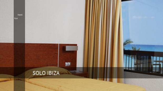 Hotel Aya reservas
