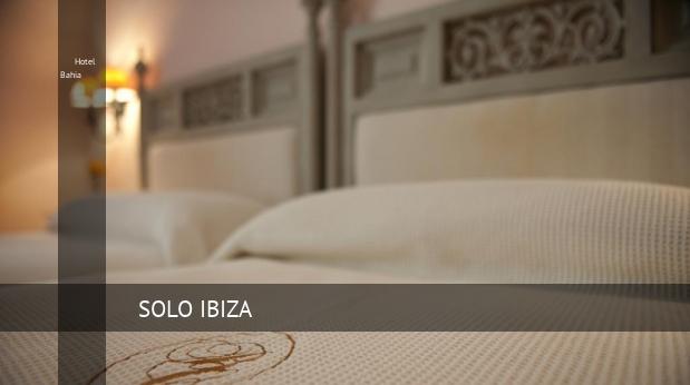 Hotel Bahia reservas