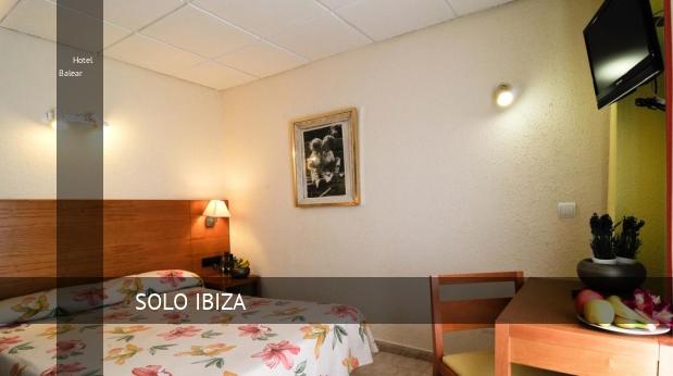 Hotel Balear barato