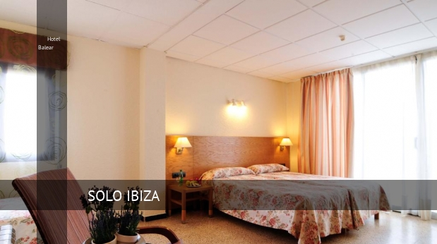 Hotel Balear booking