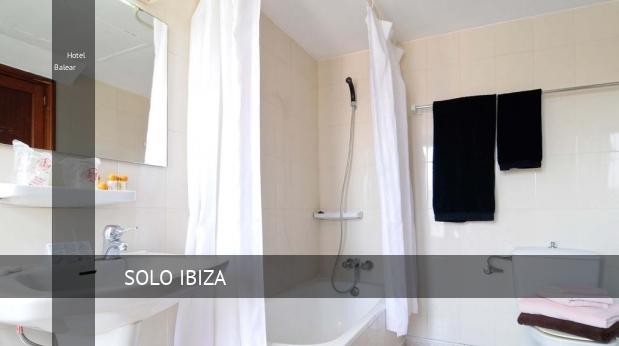Hotel Balear opiniones