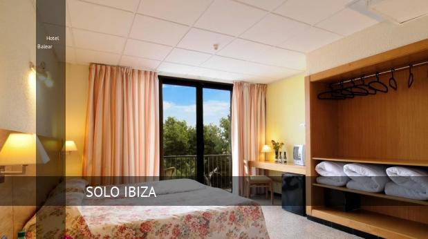 Hotel Balear reservas