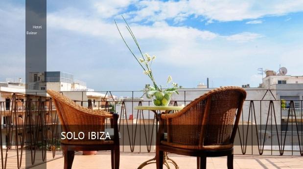 Hotel Balear reverva