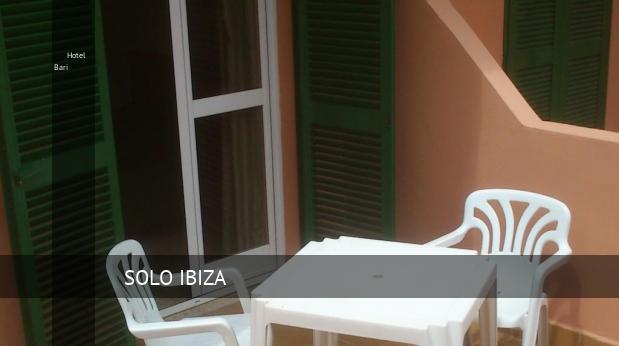 Hotel Bari opiniones