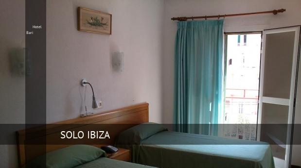 Hotel Bari reservas