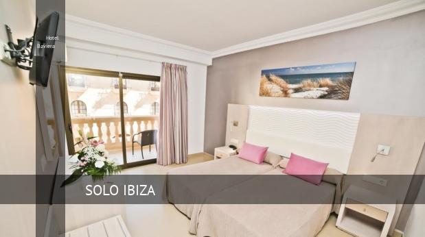 Hotel Baviera reservas