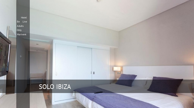 Hotel Be Live Solo Adultos Marivent booking