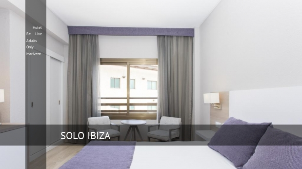 Hotel Be Live Solo Adultos Marivent ofertas