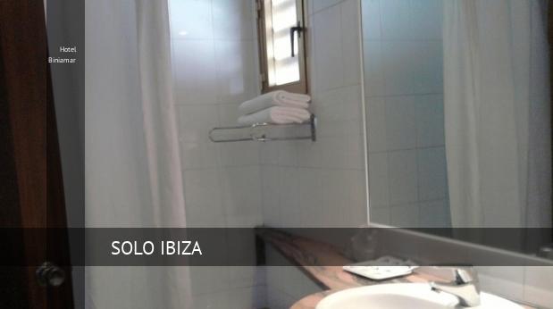 Hotel Biniamar opiniones