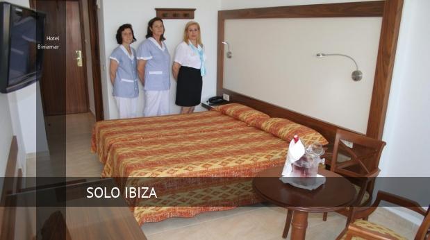 Hotel Biniamar reservas