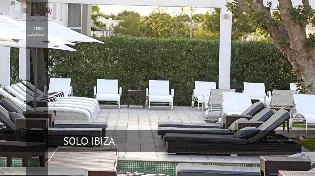 Hotel Caballero oferta