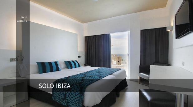 Hotel Caballero reservas