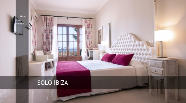 Hotel Cala Fornells barato