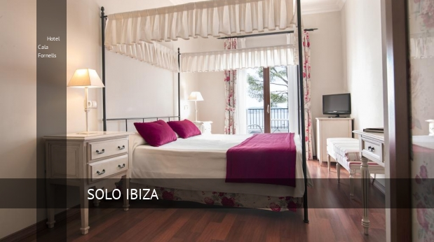 Hotel Cala Fornells booking