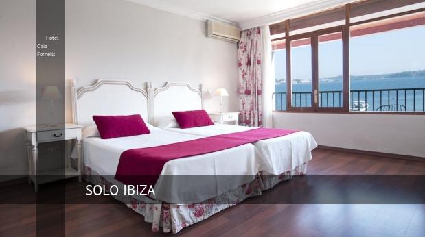 Hotel Cala Fornells reservas