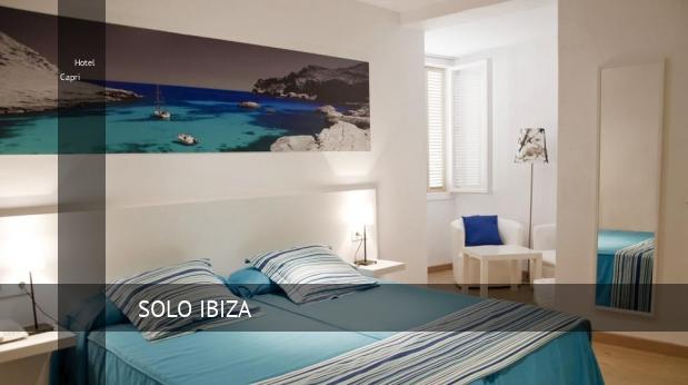 Hotel Capri barato