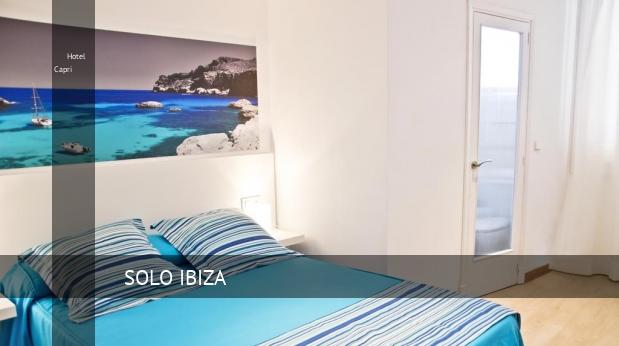 Hotel Capri booking