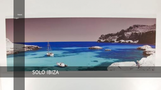 Hotel Capri oferta