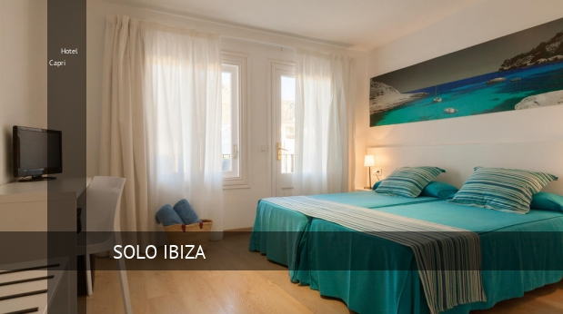 Hotel Capri ofertas