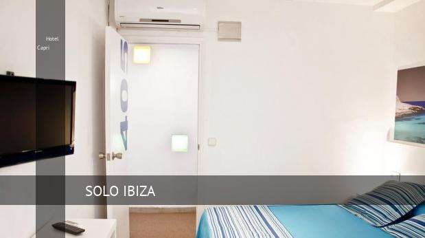Hotel Capri reservas
