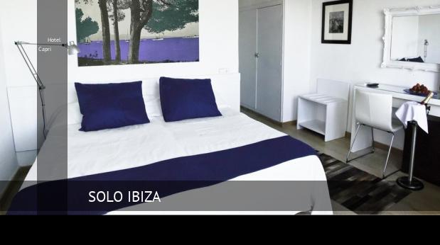 Hotel Capri reverva
