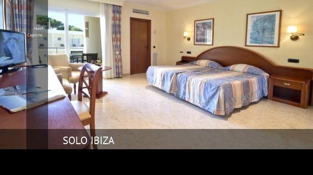 Hotel Capricho oferta