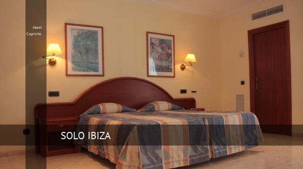 Hotel Capricho reservas