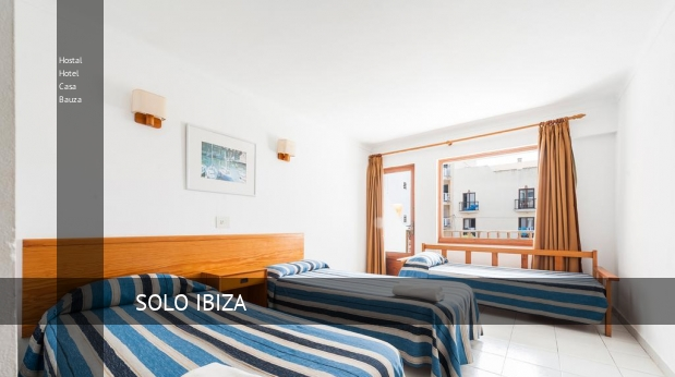 Hostal Hotel Casa Bauza booking