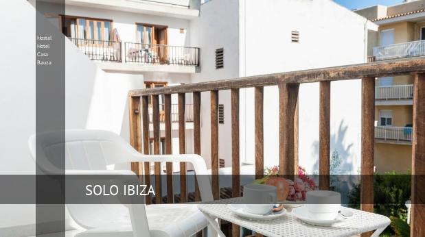 Hostal Hotel Casa Bauza reservas