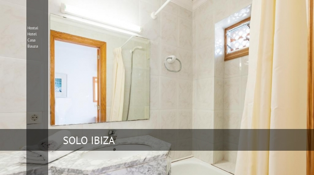 Hostal Hotel Casa Bauza reverva