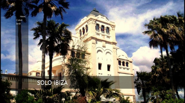 Hotel Hotel Ciutat Jardi