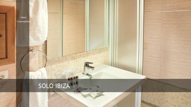Hotel Cosmopolitan reservas