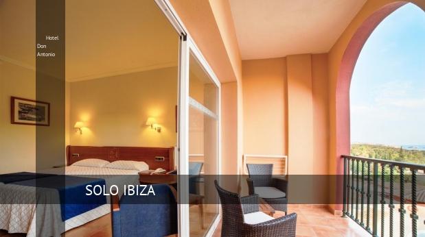 Hotel Don Antonio barato