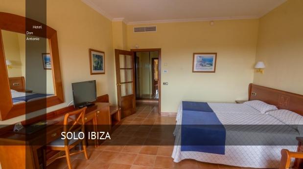 Hotel Don Antonio booking