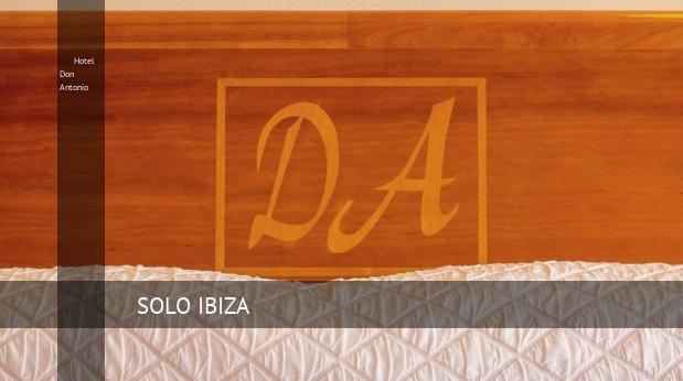 Hotel Don Antonio ofertas