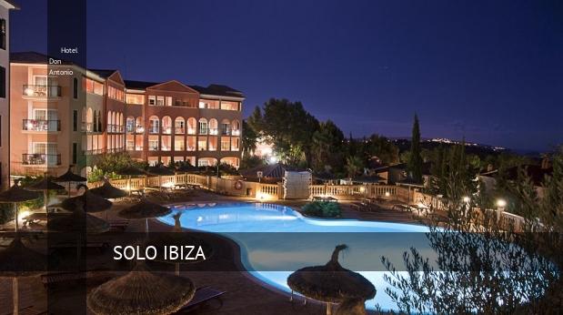 Hotel Don Antonio opiniones