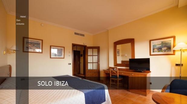 Hotel Don Antonio reservas