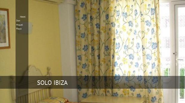 Hotel Don Miguel Playa opiniones