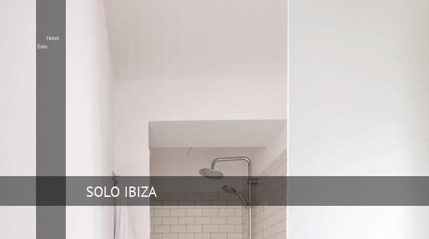 Hotel Eolo baratos