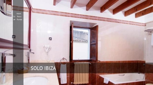 Hotel Es Reco de Randa booking