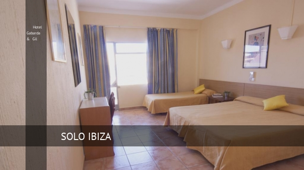 Hotel Gabarda & Gil baratos