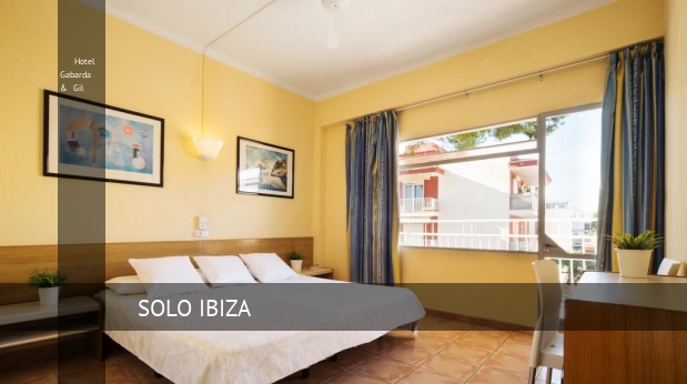 Hotel Gabarda & Gil ofertas