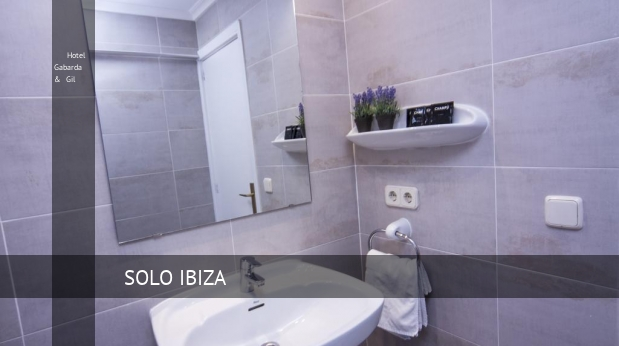 Hotel Gabarda & Gil reservas