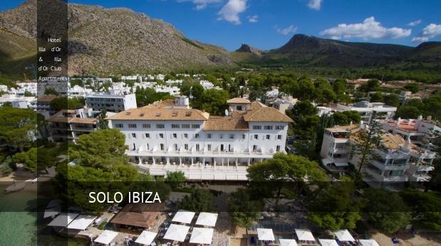 Hotel Hotel Illa d'Or & Illa d'Or Club Apartments