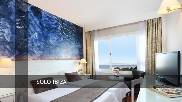 Hotel Hotel Joan Miró Museum