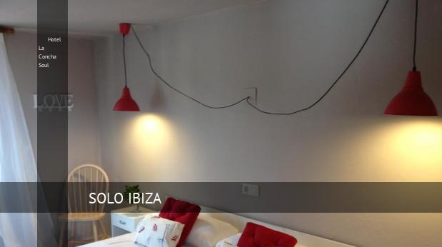 Hotel La Concha Soul reservas