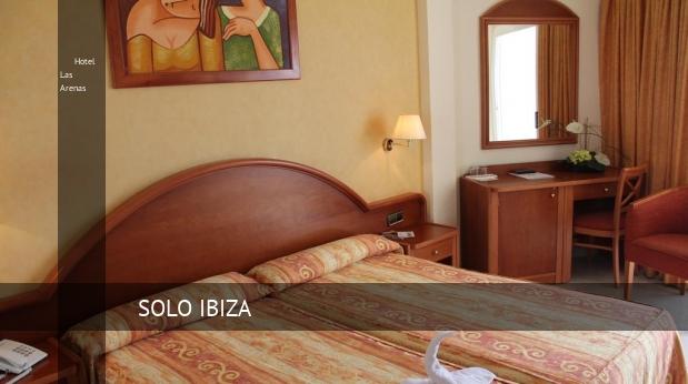 Hotel Las Arenas barato